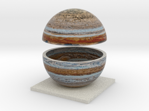 Jupiter-40mm in Full Color Sandstone
