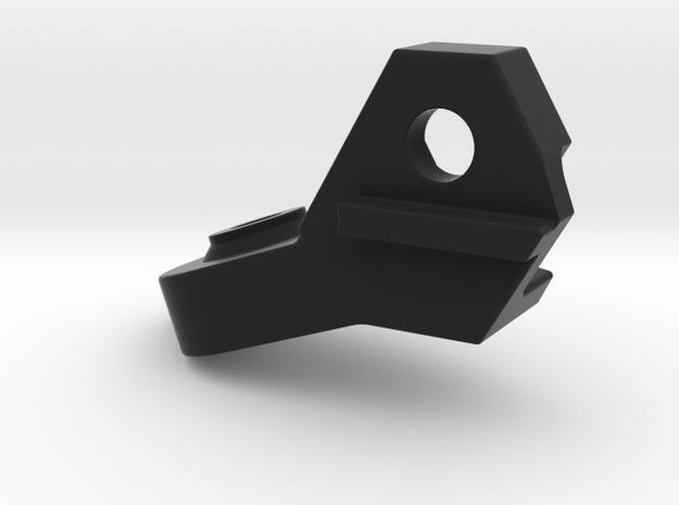 Adapter Multistrada Dual Injector 2010-2014 in Black Natural Versatile Plastic