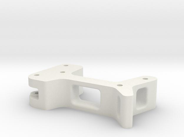 KugellagerhalterV002A in White Strong & Flexible