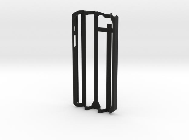 Corrugated Case for iPhone 5/5s in Black Natural Versatile Plastic