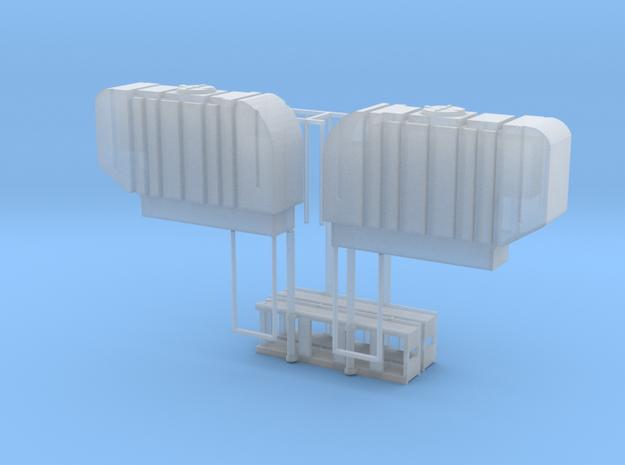 1000 Gallon Demco Tank Tree in Smooth Fine Detail Plastic