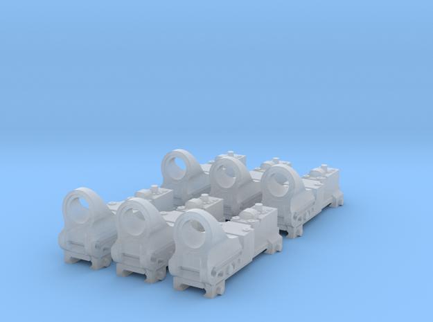1:6 Reflex Sight V3 X6 in Smooth Fine Detail Plastic