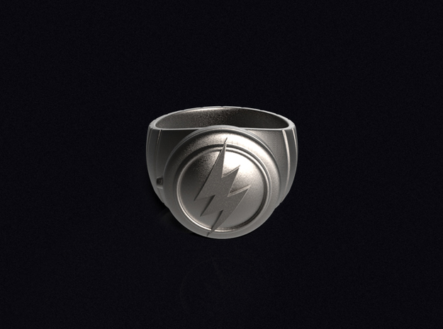 Barry Allen's Flash Ring