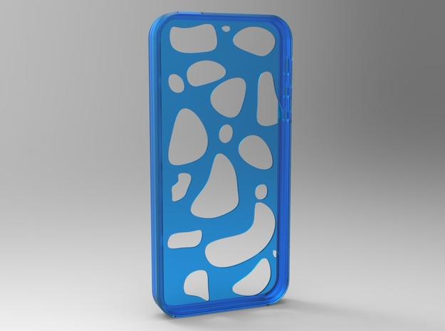 Iphone5 Case Scratch 3d printed