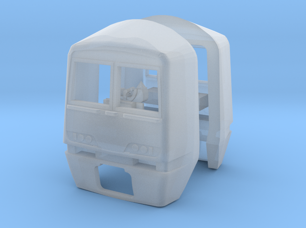 Class 321 Cabs for N Gauge, 1:148th Scale in Frosted Ultra Detail
