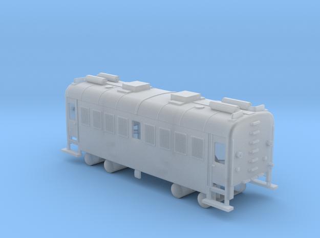 N Energiewagen NS 3d printed
