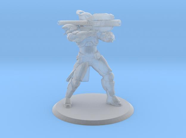 Defender Rocket Miniature