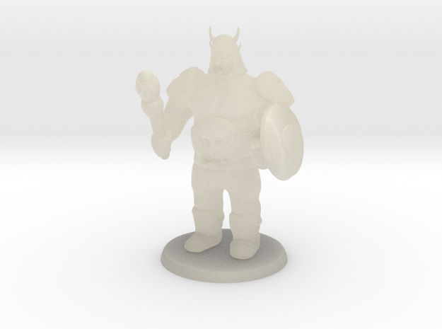 Ogre Boss 3d printed
