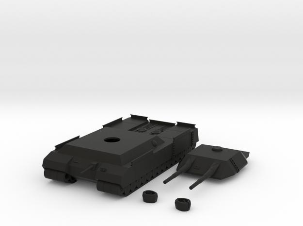 P.1000 Ratte LandKreuzer cutted 3d printed