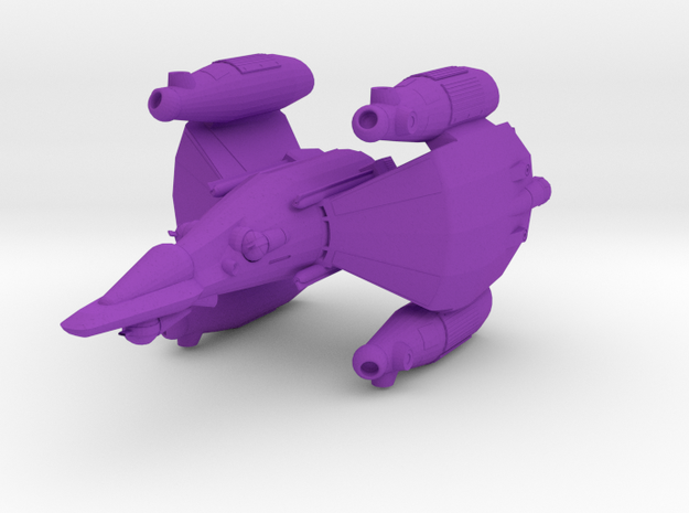 Gunstar Fixed 3d printed