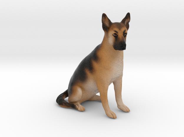 Custom Dog Figurine - Zeke