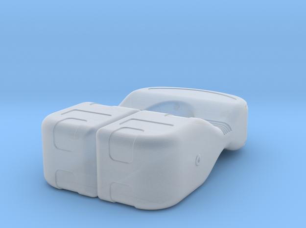 Secumar17 1:25 3d printed 3D model