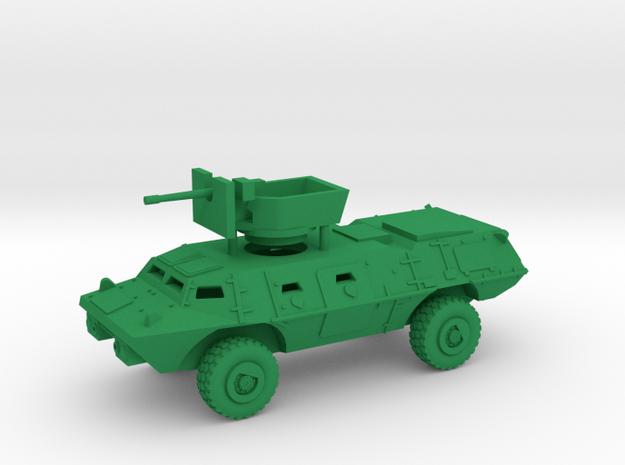 M1117 Guardian (Ver: B) in Green Processed Versatile Plastic: 1:144