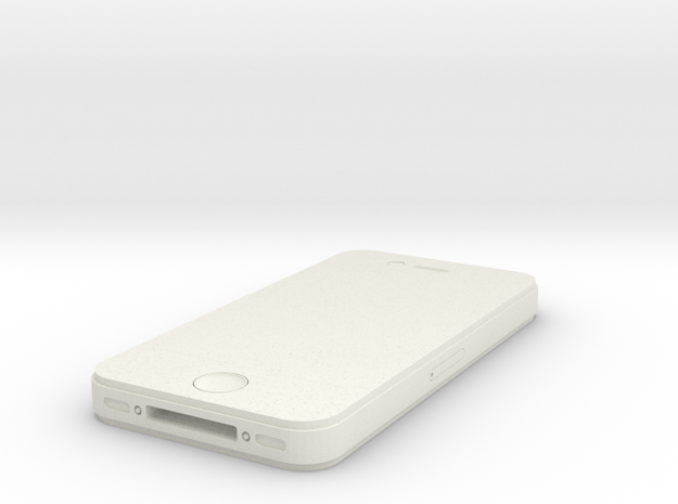 iPhone 4s scale model