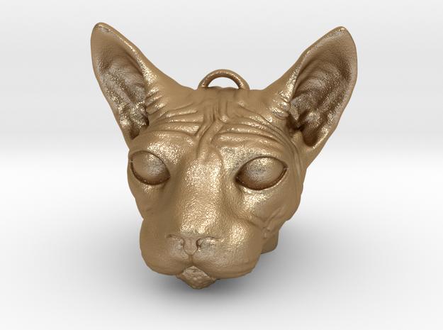 Sphinx Cat KeyChain