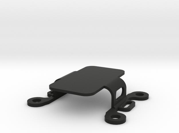 Mobius Mount 2 Lower in Black Natural Versatile Plastic