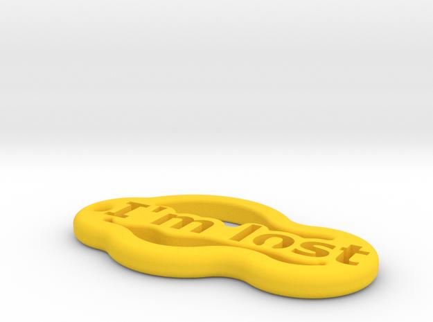 IMPRENTA3D AIM LOST 3d printed