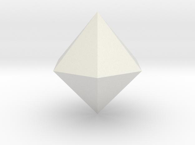 Quartz 005 in White Natural Versatile Plastic