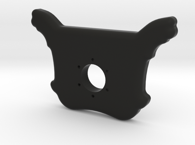 Red Bull F1- SLI-M- Rear Enclosure - G27 in Black Natural Versatile Plastic