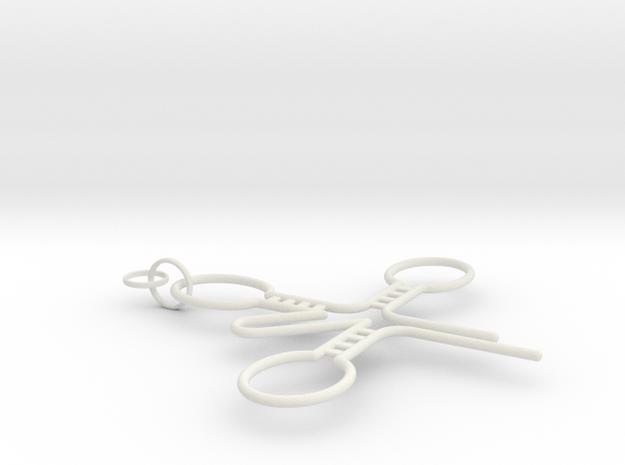 TRNA in White Natural Versatile Plastic