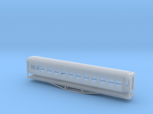 56ft 1st Class SI, New Zealand, (NZ120 / TT, 1:120 in Smooth Fine Detail Plastic