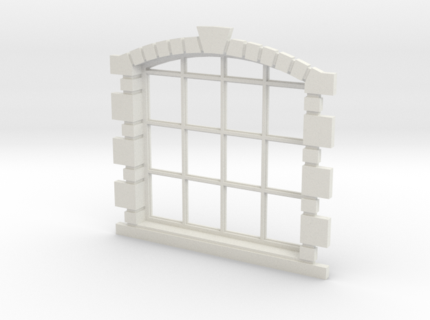 WI-01-2-Engine Shed Windows in White Natural Versatile Plastic