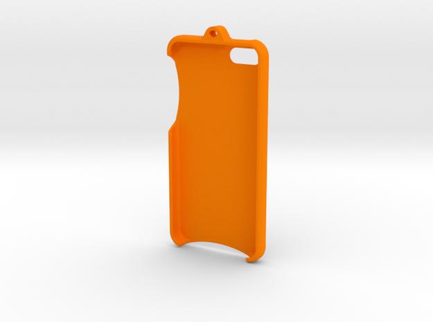 iPhone 5 - LoopCase in Orange Processed Versatile Plastic