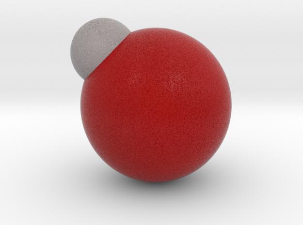 Hydroxyl radical in Full Color Sandstone