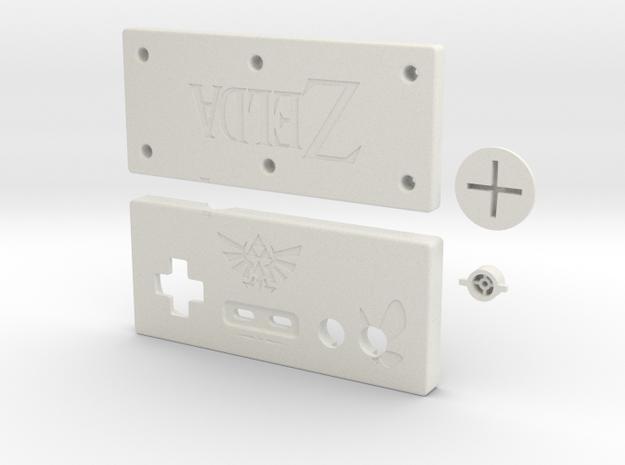 Zelda-style NES-controller