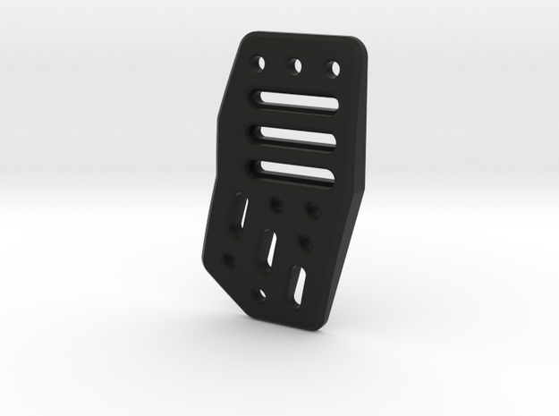Fanatec Clubsport Accel' - ECCI/Tilton Style in Black Natural Versatile Plastic