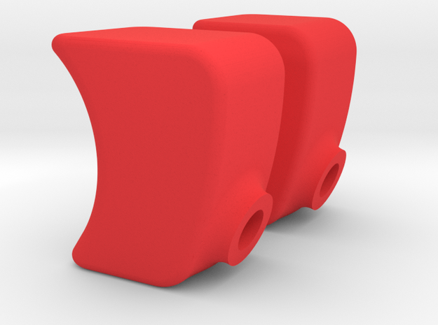 Cover for throttle trigger, Sanwa M12 or MT4 radio 3d printed
