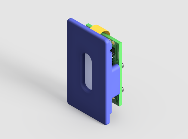 DNA25 or DNA40 Mounting Plate