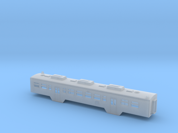 Korail CDC Trailer in Frosted Extreme Detail