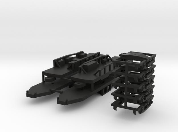 CNSM Electroliner Under Frames Trucks 3d printed