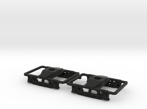 CNSM - 2 Interurban Trucks 3d printed