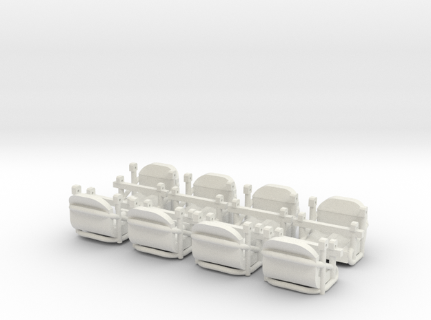 Yoyoseatswithhangers528finl in White Natural Versatile Plastic