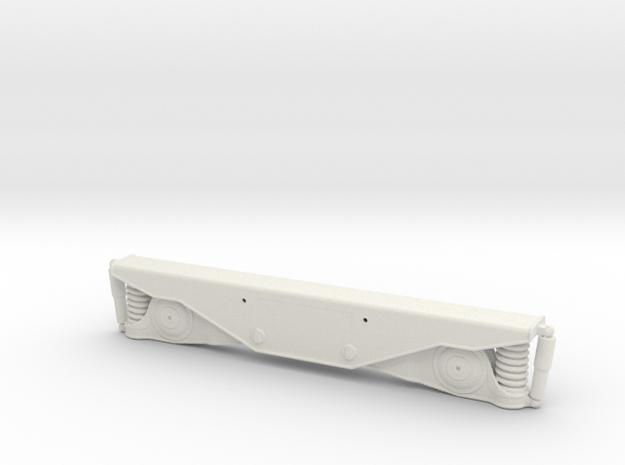 Podvozek-CKD in White Strong & Flexible