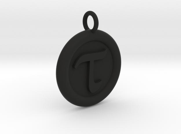 Tau and Tao Imperial(in) in Black Natural Versatile Plastic