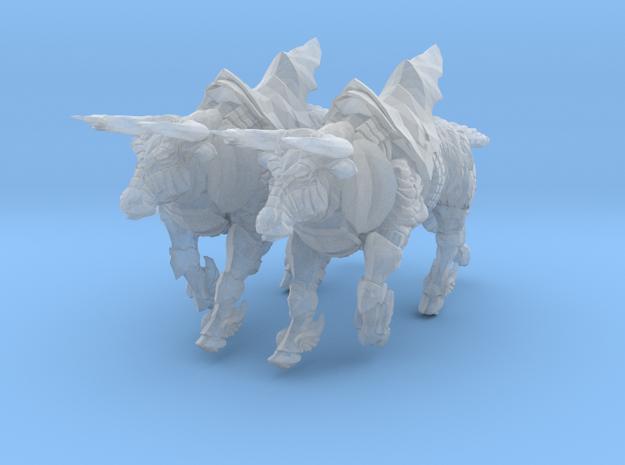 Bronze Bull Rev5 - Pose 3
