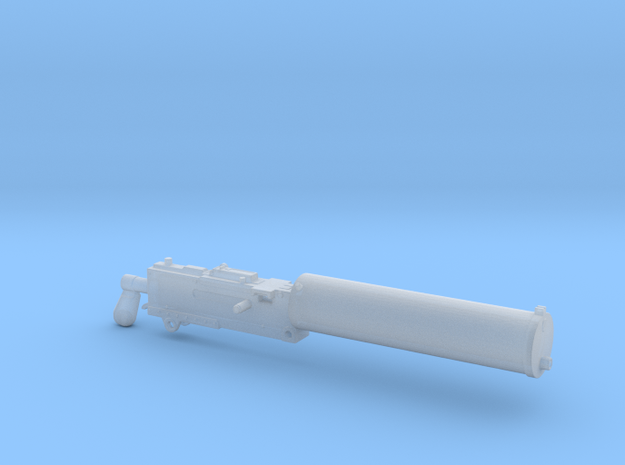 1/16 scale Browning M1917 Machine Gun in Smooth Fine Detail Plastic