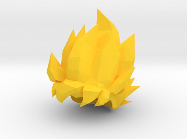 Custom Goku SSj1 Inspired Lego