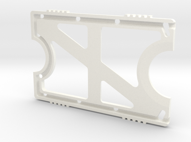Card Wallet - Exclusivity 3d printed