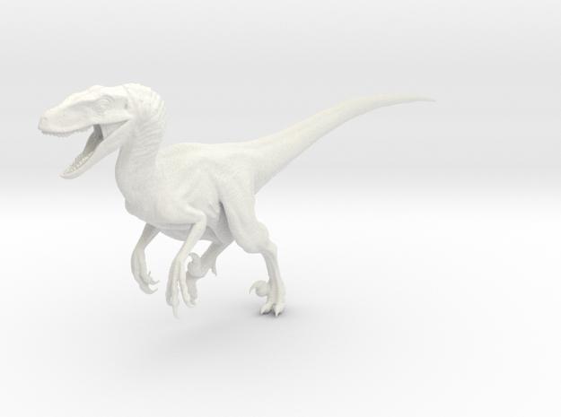 Dinosaur Raptor 25 cm Running V1
