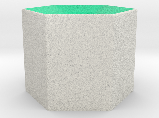 LuminOrb 1.5 - Column Stand in Full Color Sandstone