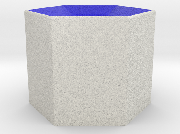 LuminOrb 1.3 - Column Stand in Full Color Sandstone