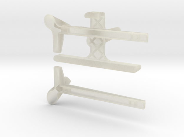 iA4 for iPhone 4, 4S 3d printed