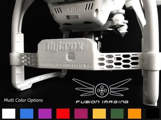Flytrex Live / Live 3G Mount For DJI Phantom 3