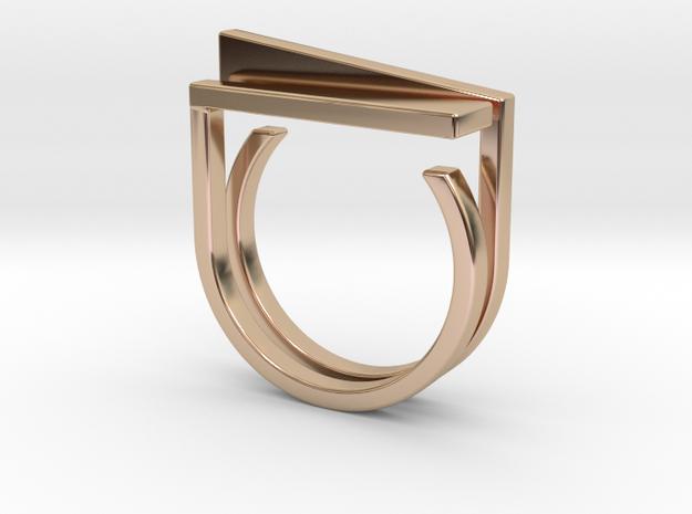 Adjustable ring. Basic set 5.