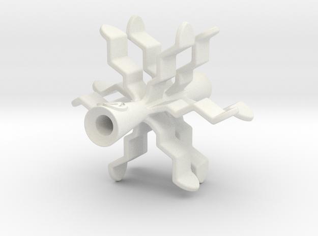 Spinal Cable - Modular vertebra 3d printed
