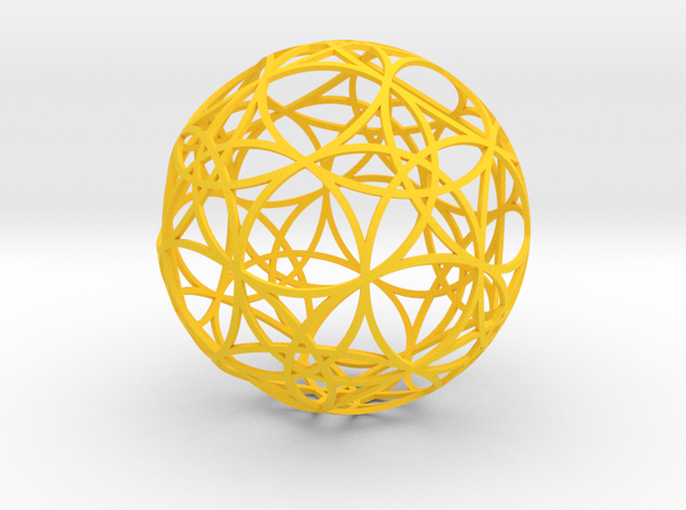 Stripsphere  30 3d printed